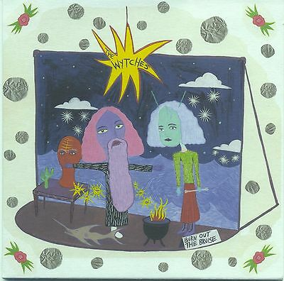 "7"" 45 The Wytches - Burn Out The Bruise / Darker"