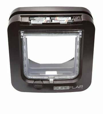 GENUINE SureFlap Microchip CatFlap Brown