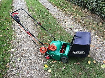 Qualcast SCM32 Electric Cylinder Mower