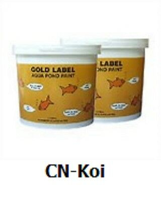 Gold Label Clear Pond Paint - 3 sizes available
