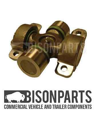 """""""FITS SCANIA 4 SERIES PROPSHAFT UNIVERSAL JOINT UJ 57MMx164MM 1541071 BP132-006"""