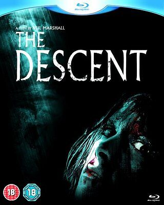 The Descent : New Blu-Ray [2005]