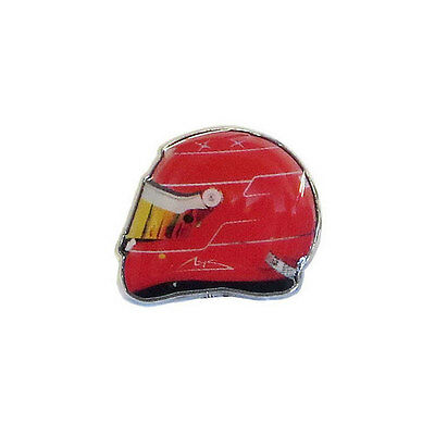 Michael Schumacher Anstecker Helm