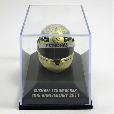 Michael Schumacher replica Helm 20th Anniversary
