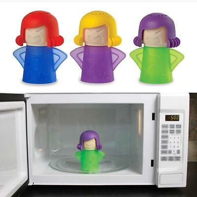 Hot New Newest Metro Angry Mama Microwave Cleaner Kitchen Gadget Tool Useful