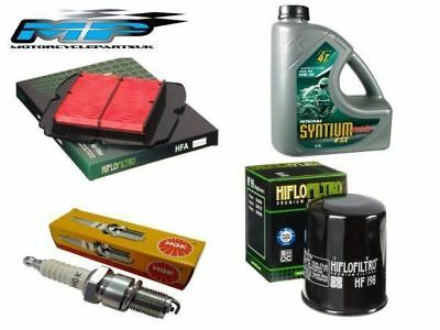 Suzuki GSF600 Service Kit with Oil Filter Air Filter Spark Plug 2000-04