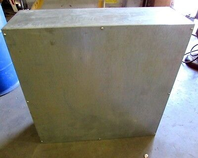 "36"" X 12"" X 36"" Metal Electrical Wire Enclosure Box **nnb**"