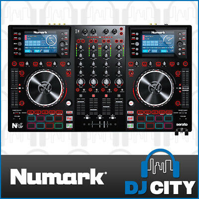 Numark NVII Intelligent Dual-Display Controller for Serato DJ NV2