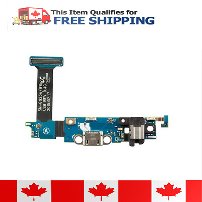 Samsung Galaxy S6 Edge Charging Port Flex Cable