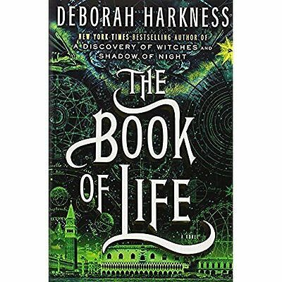 The Book of Life by Deborah Harkness New Book 9780525427223