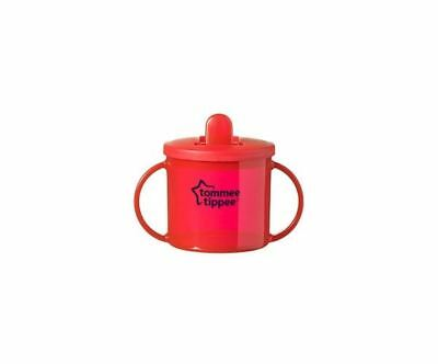 Tommee Tippee Essentials Basic First Cup Red
