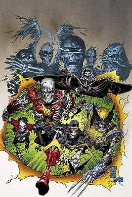 "X-Men: Deadly Genesis by Marc Silvestri Poster 24"" x 36"" Marvel Comics 2005 OOP"