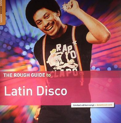 VARIOUS - The Rough Guide To Latin Disco - Vinyl (LP)