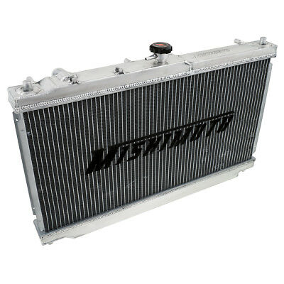 Mishimoto 2 Row Aluminium Radiator Mx5 Mk2 (Manual Only) - 909-562