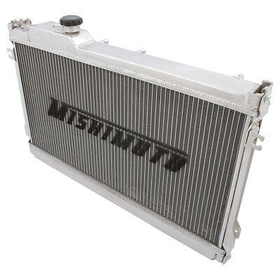 Mishimoto 2 Row Aluminium Radiator Mx5 Mk1 (Manual Only) - 909-560