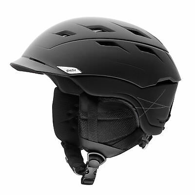 Smith Men's Variance Snow Ski Helmet Matte Black