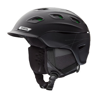 Smith Men's Vantage Snow Ski Helmet Matte Black