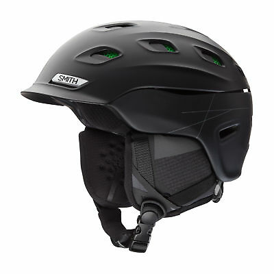 Smith Men's Vantage with MIPS Snow Ski Helmet Matte Black