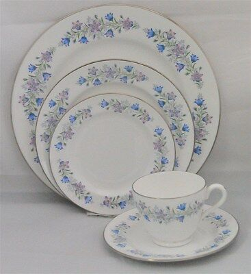 Spode Maytime 5 piece Place Setting - New Never Used