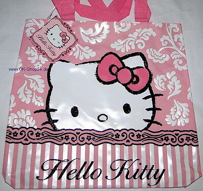 Hello Kitty Rococo Tasche Kindertasche Henkeltasche Shopper Shopping NEU