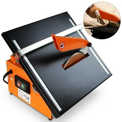 Electric Ceramic Wet Tile Cutter Saw Cutting Blade Floor Machine Bench Tool 600W