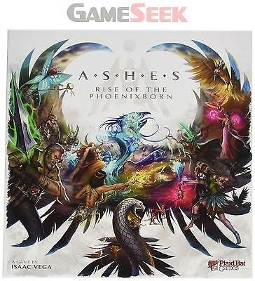 Ashes: Rise Of The Phoenixborn - Games/puzzles Brand New Free Delivery