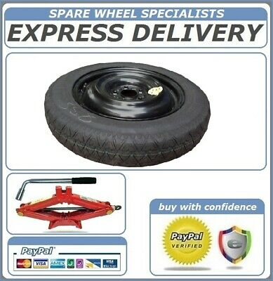 """Bmw X1 (2009-2014) Space Saver Spare Wheel 18"""" And Tool Kit"""