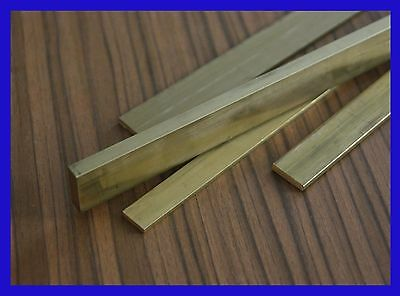 Brass Flat Bar Various Sizes
