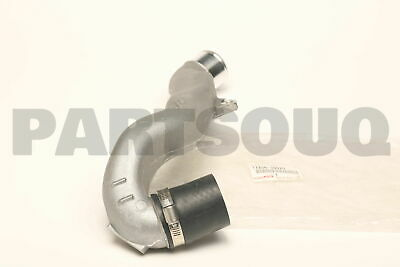 1720630020 Genuine Toyota ELBOW, COMPRESSOR OUTLET 17206-30020