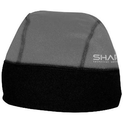 Sharkskin Outdoor Chillproof Beanie - Black/Silver-Reflective