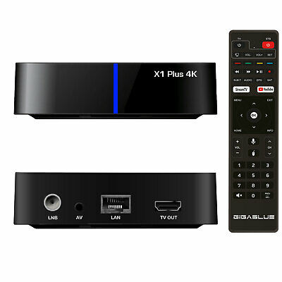 Redline Goldenbox HD WIFI 1 Jahr IPTV CA Full HD Sat Receiver 1080p Youtube Wlan