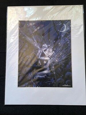 Fairy Mother with Baby Print by David Delamare (R20)