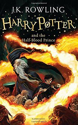 Harry Potter and the Half-Blood Prince (Harry Potter 6/7) - J.K. Rowling