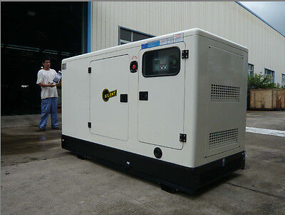 40 KVA, 30KW Perkins Engine  Diesel Power Generator with EPA for USA and Canada