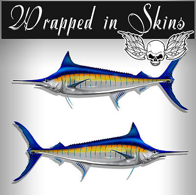 Walleye Fish Stickers Tackle Box RV Decals Boat Stickers AFP-0108
