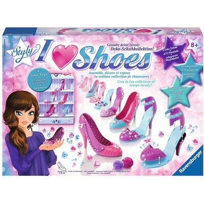 Ravensburger 18535 So Styly # I Love Shoes
