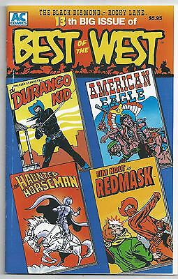 Best Of The West #13  VF/NM  NICE ONE  BETTER TAKE A  LQQK