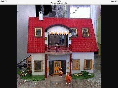 5265 5269 incroyable grand h tel playmobil 5 tages for Villa moderne playmobil 4279