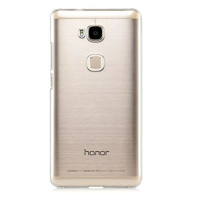 New Crystal Clear hard case DIY back cover for Huawei Honor 5C GT3 Honor 7lite