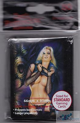DEADLY TEMPTATIONS ULTRA PRO DECK PROTECTOR CARD SLEEVE FOR MTG Pokemon