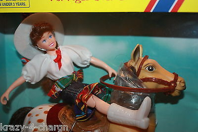 NEW Breyer AMERICANA GIRL PONIES #7020  Doll Rider & Western Pony Tack
