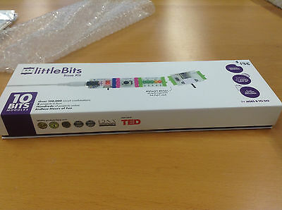 littleBits Base Kit * Brand New
