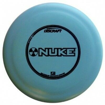 Discraft Nuke Pro D Golf Disc. Delivery is Free