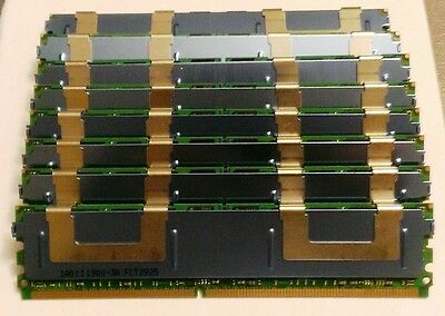 32GB (8x4GB) PC2-5300F MEMORY RAM FOR Dell PowerEdge 2900 2950 1900 1950 1955