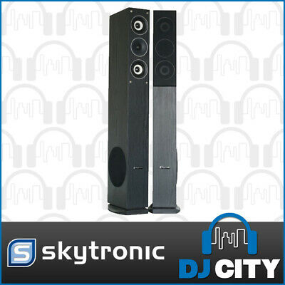 SHFT52B Towers set 6.5 Hi Fi Surround Sound Speakers Systems for Home Theatre...