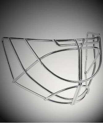 New!! Bauer NME Cat Eye (NC) Hockey Goalie Cages - Sr