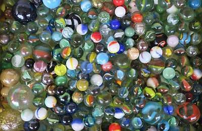 Bulk Lot of Marbles - approximately 370 marbles 2.7kgs (packed weight)
