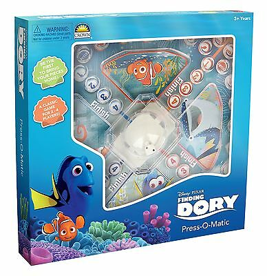 Finding Dory Press-O-Matic Game Pop Up Game