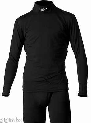 Offerta Alpinestars Sottotuta Maglia Moto Thermal Tech Race Top Tg S