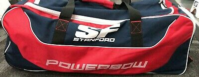 SF PowerBow Cricket Wheelie Kit Bag + AU Stock + Free Ship + Free Extra $10 Grip